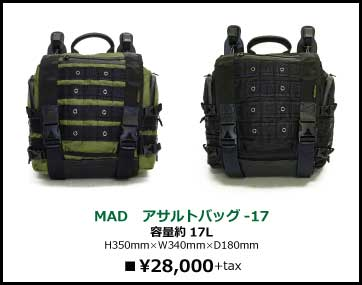Assault Bag 4-Way